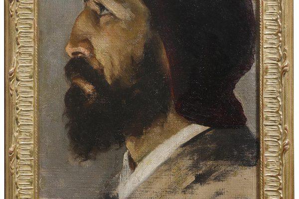 Ritratto Virile - Pietro Aldi