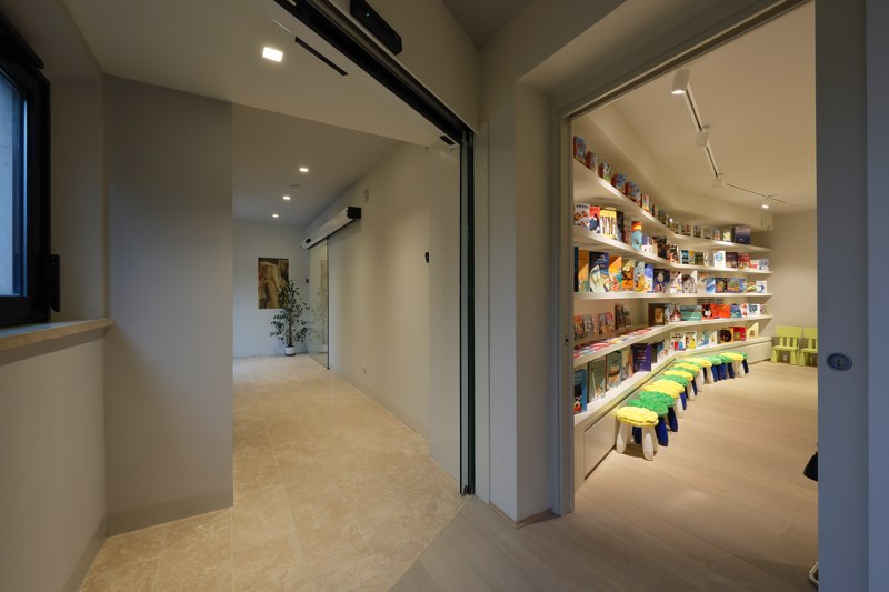 Biblioteca 1 Polo Culturale Pietro Aldi