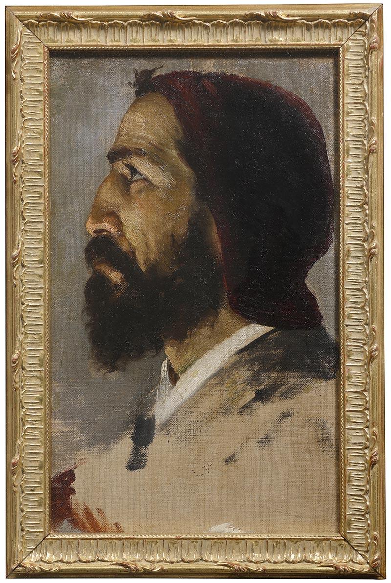 Ritratto Virile – Pietro Aldi