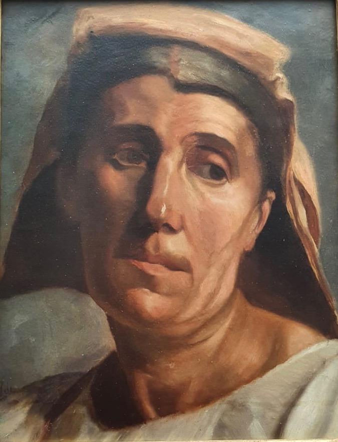Testa di Donna – Pietro Aldi